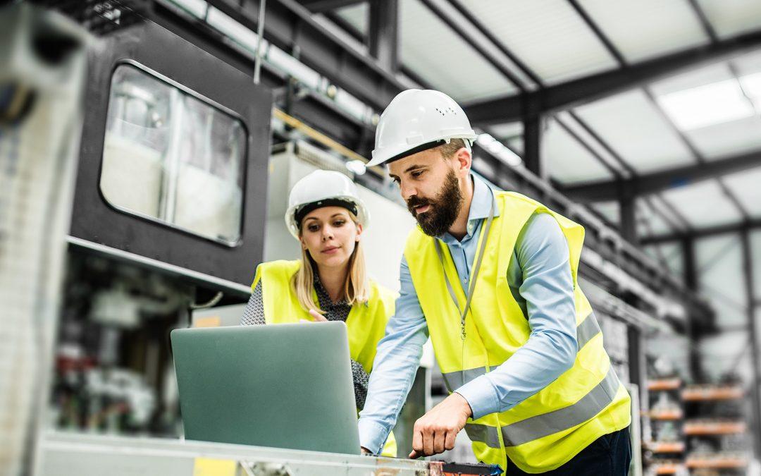Cyfryzacja produkcji wpraktyce – Elektroniczny system kontroli izaawansowania zleceń produkcyjnych [WEBINARIUM]
