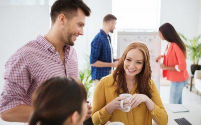 Wjaki sposób elastyczne środowisko pracy może pozytywnie wpłynąć naTwoją firmę?